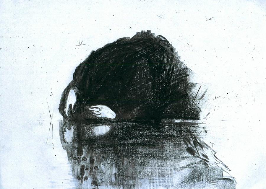 Image: First Suicide, by 6I33 (via deviantart).