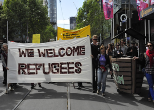 Refugee Welcome Campaign, Melbourne