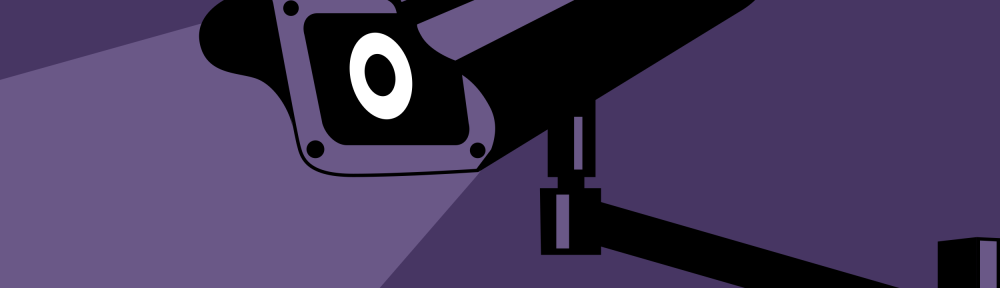 Electronic Frontier Foundation (eff.org) graphic created by EFF Senior Designer Hugh D'Andrade to illustrate EFF's work against mass surveillance. CC BY 3.0.